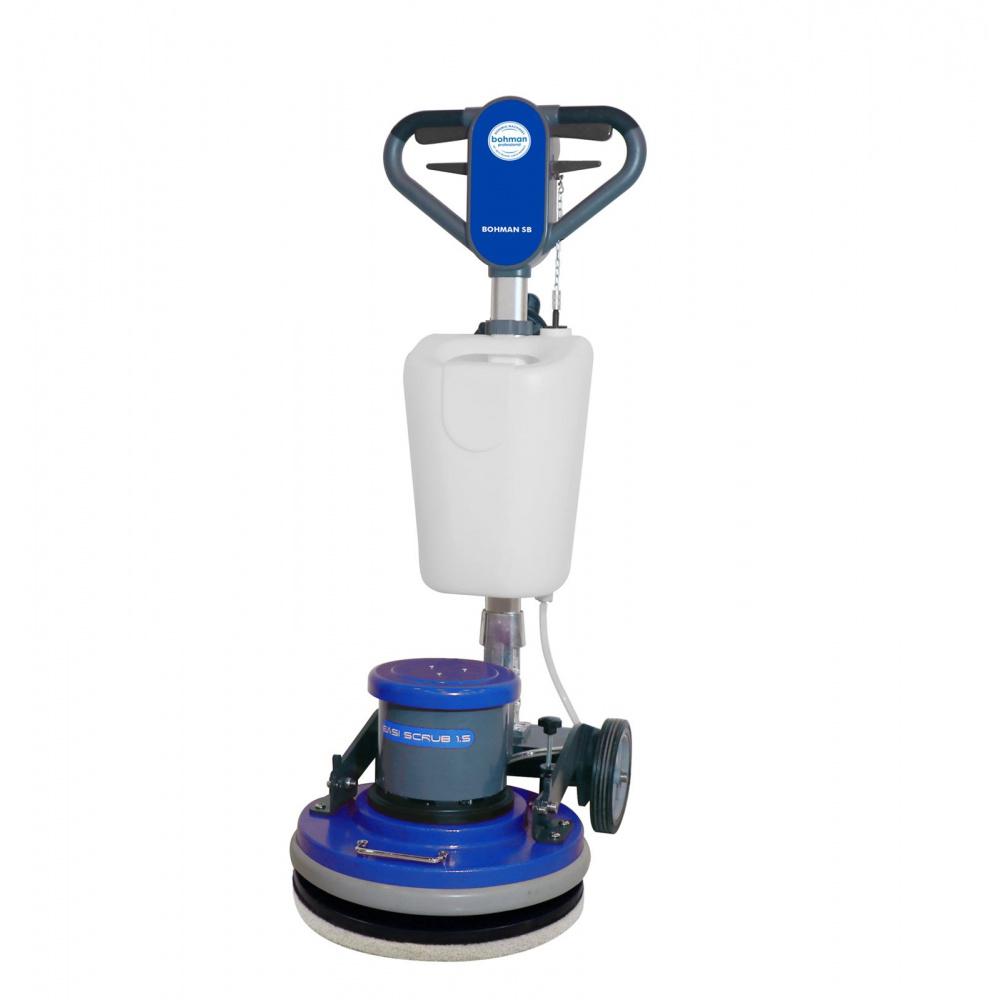 Jednokotoučový mycí stroj Bohman Easy 15